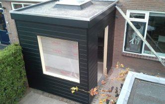 Aanbouw/uitbouw woning Deventer