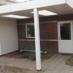 Aanbouw/veranda overkapping